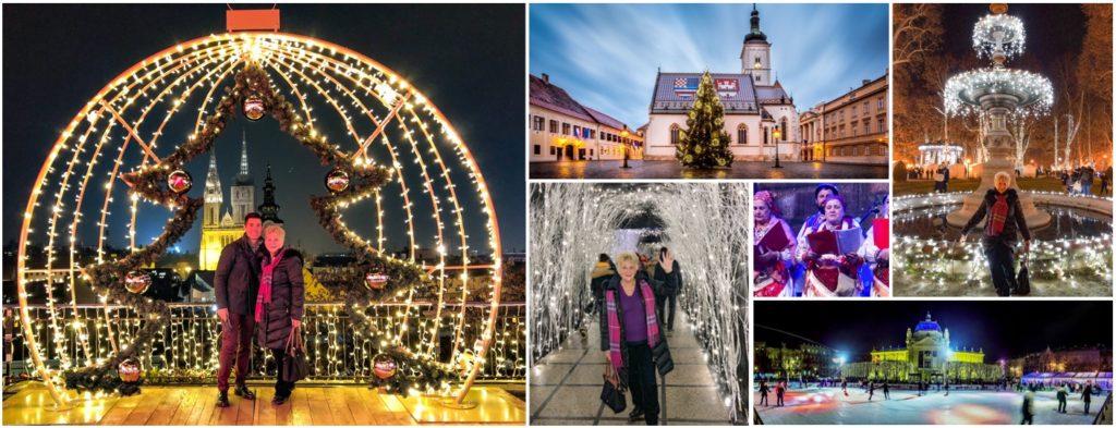 Exploring Zagreb S Award Winning Christmas Market With Wanda Visitcroatia Com Tasteful Croatian Journeys